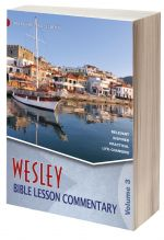 Wesley Bible Lesson Commentary Vol 3