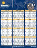 Calendar 2017 (8.5