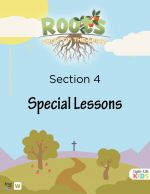 ROOTS Fruit of the Spirit - Section 4 (Christmas, Easter, & History)