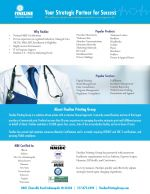 Healthcare Sales Sheet **Downloadable**