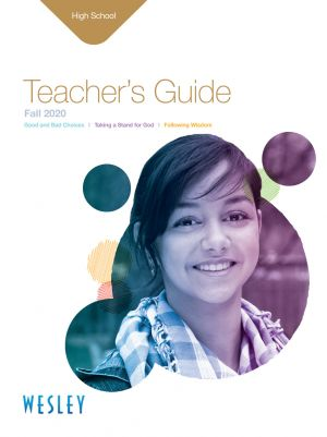 Wesley High School Teacher's Guide (Fall)