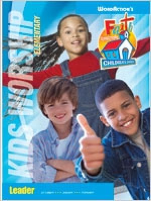 Kids Worship Connections Leader's guide Grades 1-6 (Winter)