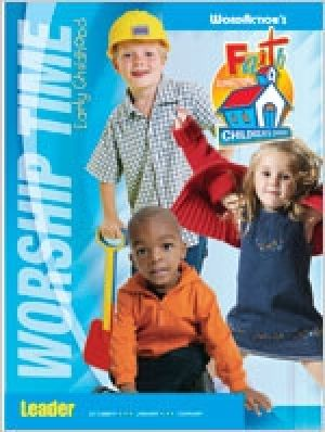 Worship Time Leader:  Ages 3-6 (Winter)