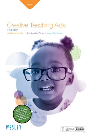 Wesley Toddler/2 Creative Teaching Aids (Fall)