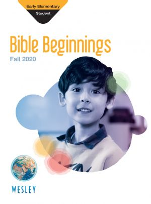 Wesley Early Elementary Bible Beginnings Student Book (Fall)