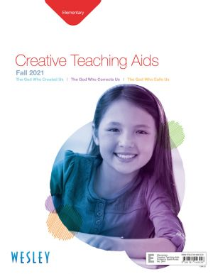 Wesley Elementary Creative Teaching Aids (Fall)