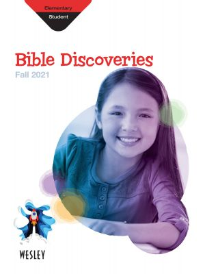 Wesley Elementary Bible Discoveries Student Book (Fall)