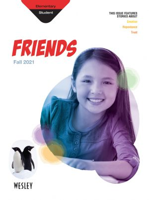 Wesley Elementary Friends, Take-Home Paper (Fall)