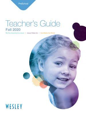 Wesley Preschool Teacher's Guide (Fall)
