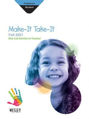 Wesley Preschool Make It/Take it Craft Activities (Fall)