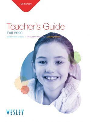 Wesley Elementary Teacher's Guide (Fall)
