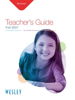 Wesley Elementary Teacher's Guide (Fall)