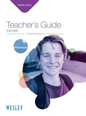 Wesley Middle School Teacher's Guide (Fall)