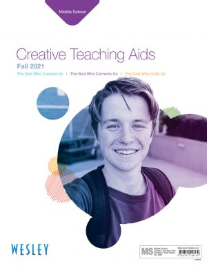 Wesley Middle School Creative Teaching Aids (Fall)