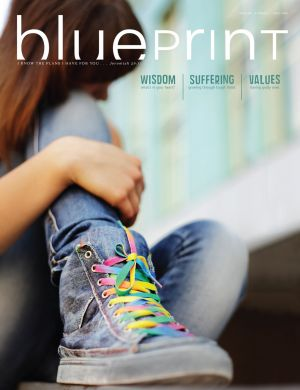 Wesley High School Blueprint Student Magazine (Fall)