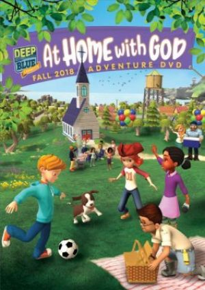 Deep Blue One Room Sunday School Adventure DVD (Fall)