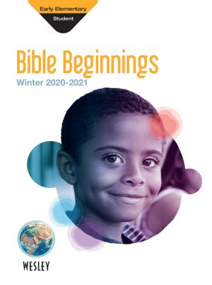 Wesley Early Elementary Bible Beginnings Student Book (Winter)