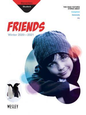 Wesley Elementary Friends, Take-Home (Winter)