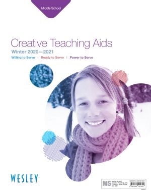 Wesley Middle School Creative Teaching Aids (Winter)