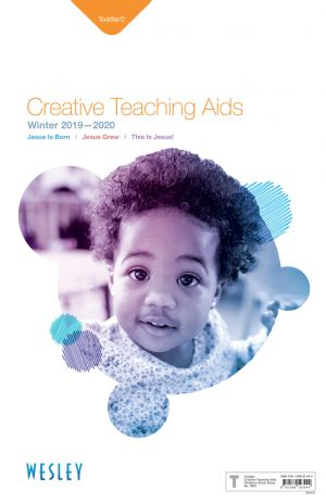 Wesley Toddler/2 Creative Teaching Aids (Winter)