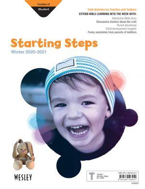 Wesley Toddler/2 Starting Steps, Take-Home (Winter)