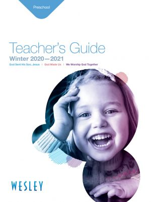 Wesley Preschool Teacher's Guide (Winter)