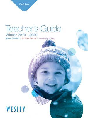 Wesley Preschool Teacher's Guide (Winter)