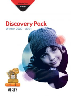 Wesley Elementary Discovery Pack - Class Activity Packet(Winter)