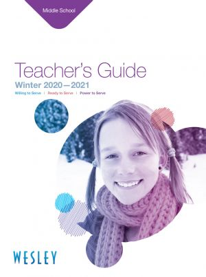Wesley Middle School Teacher's Guide (Winter)