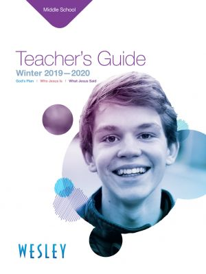 Wesley Middle School Teacher's Guide (Winter)