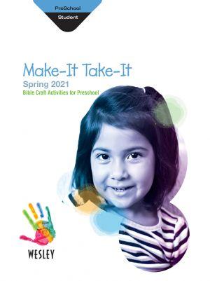 Wesley Preschool Make It/Take it Craft Activities  (Spring)