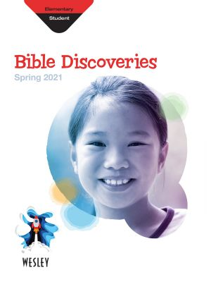Wesley Elementary Bible Discoveries Student Book  (Spring)