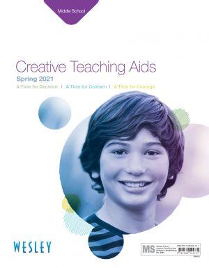 Wesley Middle School Creative Teaching Aids (Spring)