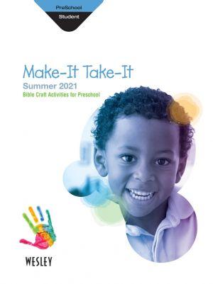 Wesley Preschool Make It/Take it Craft Activities (Summer)