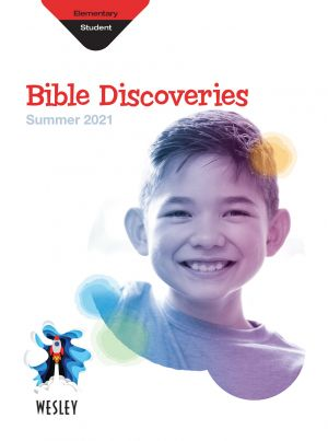 Wesley Elementary Bible Discoveries Student Book (Summer)