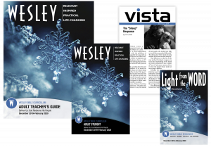 Wesley Adult Teacher Resource Kit (Winter)
