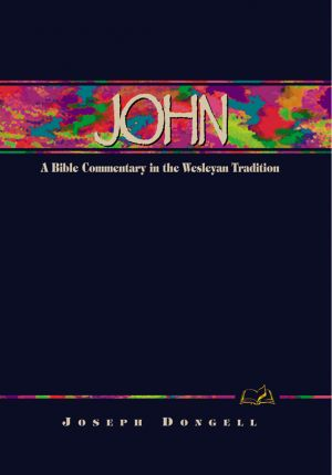John: A Commentary for Bible Students (Wesley Bible Commentary Series)