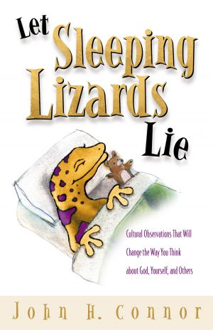 Let Sleeping Lizards Lie: Cultural Observations That Will Change the Way You Think about God, Yourself, and Others