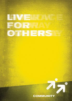 iFollow - Live for Others  (Teen Discipleship Resource)