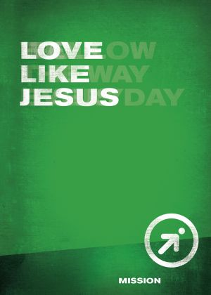 iFollow - Love Like Jesus  (Teen Discipleship Resource)