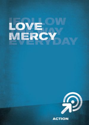 iFollow - Love Mercy  (Teen Discipleship Resource)