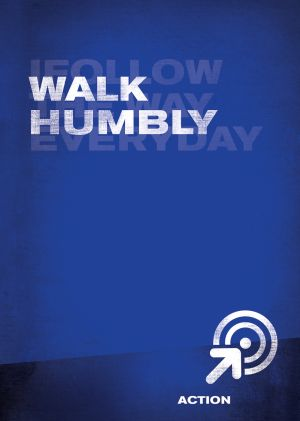 iFollow - Walk Humbly  (Teen Discipleship Resource)