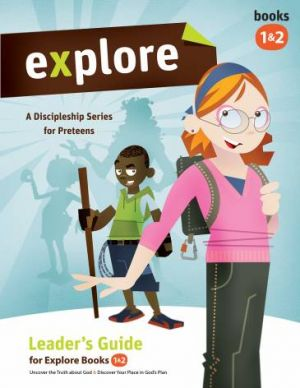 Explore Leader's Guide (Books 1 & 2) and 10 Copies of Student Book 2