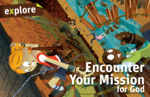 Encounter Your Mission for God - 5 PACK (Explore Student Book 4)