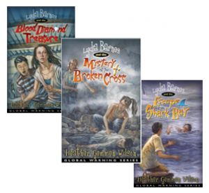 Lydia Barnes - Global Warning Series Set of 3 Books