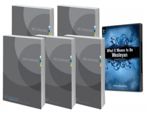 What it Means to be Wesleyan DVD and 5 Belonging Participant Guides