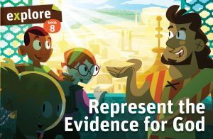 Represent the Evidence for God (Explore Student Book 8)