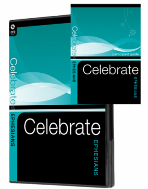 Celebrate Ephesians Combo - 1 DVD and 10 Participant Guides