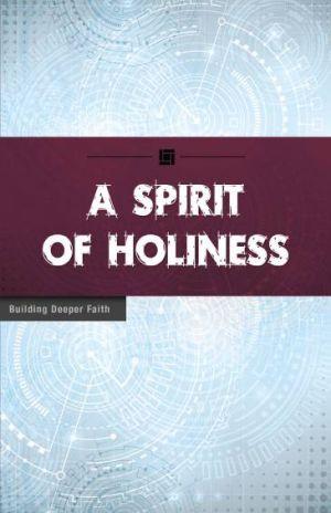 A Spirit of Holiness  (Building Deeper Faith Series)