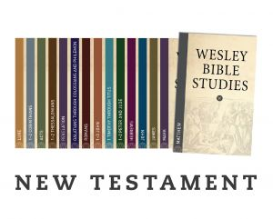Wesley Bible Studies New Testament Set of 15 Books